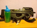 Fusil de bolas electrica - foto