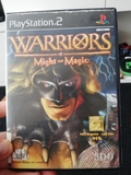 Juego ps2 warriors of might and magic - foto