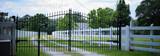 Puertas de hierro - foto