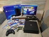 Ps4 Pro Playstation 4 - foto