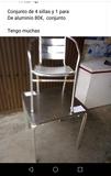 alquiler sillas mesas frigos - foto