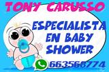 SHOW BABYSHOWER/ADULTOS/PAYASO LATINO - foto