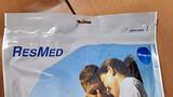 MASCARA CPAP RESMED MIRAGE FX - foto