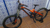 MONDRAKER SUMMUM PRO TEAM CARBÓN - foto