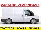 VACIADO DE NAVES TRASTEROS CASAS - foto
