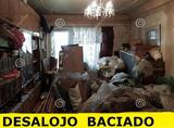 BACIADO DE LOCALES TRASTEROS NAVES - foto