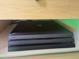 Playstation 4 pro, 2 mandos, juegos fifa - foto