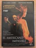 EL AMERICANO IMPASIBLE - DVD