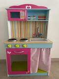 Cocina infantil con accesorios - foto