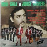 LP 1971 DúO GALA A JORGE NEGRETE