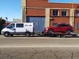 Transporte peninsular de vehículos - foto