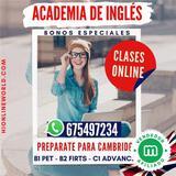 CLASES PARTICULARES DE INGLÉS ONLINE - foto
