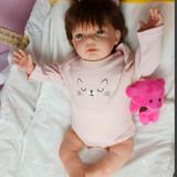 Muñeca reborns para niñas  - foto