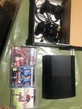 PS3 slim 500gb - foto