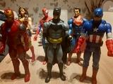 colección superhéroes - foto