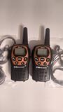 2 Walkie talkies Emisoras + PTT - foto