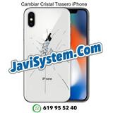 Cambiar Cristal Trasero iPhone X - foto