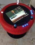 maquina mesa recreativa videojuegos - foto