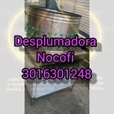 DESPLUMADORA FABRICACION EN ACERO  - foto