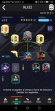 cuenta fifa 21 ultimate team. - foto