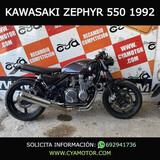 DESPIECE DE KAWASAKI ZEPHYR 550 1992 - foto