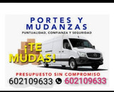 PORTES Y MUDANZAS VACIADOS INTERIORES!! - foto