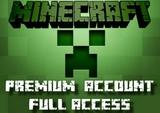 Minecraft Premium FA (Full Access) - foto