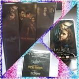 Twilight trilogy juego de mesa. - foto