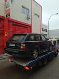 Grua porta coche barato Madrid alrededor - foto