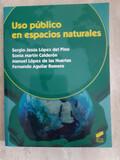 LIBRO USO PÚBLICO EN ESPACIO NATURALES - foto