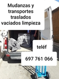 mudanzas y traslados, vaciados Cáceres.. - foto