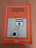 LIBRO DE TECNOLOGÍA AUTOMOCIÓN - foto