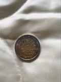Moneda conmemorativa 2 euros  - foto