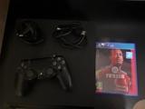 PlayStation 4 Slim 1TB +2 mandos+1juego - foto