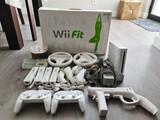 Nintendo WII + FIT + 43 Juego+Accesorios - foto