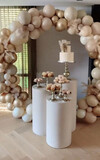 Bonitas decoraciones boda comunión cumpl - foto