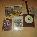 Wii con juegos  - foto