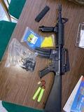 Fusil de airsof m4 - foto