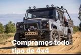 COMPRAMOS TU TODOTERRENO 4X4 - foto