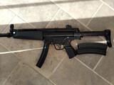 MP5 Classic Army - foto
