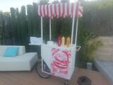Carro Burger/hot dog/recenas de bodas - foto