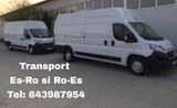Transport Spania Romania si invers - foto