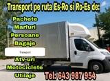 Repatrieri in Ro Transport - foto