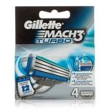 GILLETTE MACH 3 TURBO - foto