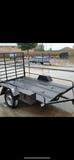 alquiler remolque moto quad carro - foto