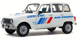 Renault 4 GTL Air France 1/18 de Solido - foto