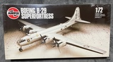 B-29 superfortress (plastificado) 1:72 a - foto