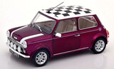 Mini Cooper Sport Pack 1997 1/18 Solido - foto