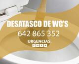 DESATASCO DE WC'S - 642 865 352 - foto