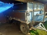 remolque agrícola 8000 kilos no basculan - foto